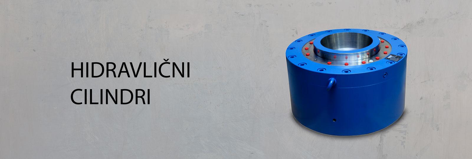 Hidravlični cilindri